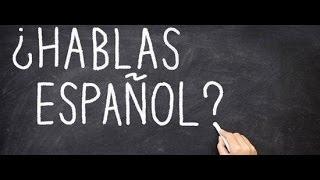 2- AULA DE ESPANHOL PARA PRINCIPIANTES (BÁSICO)