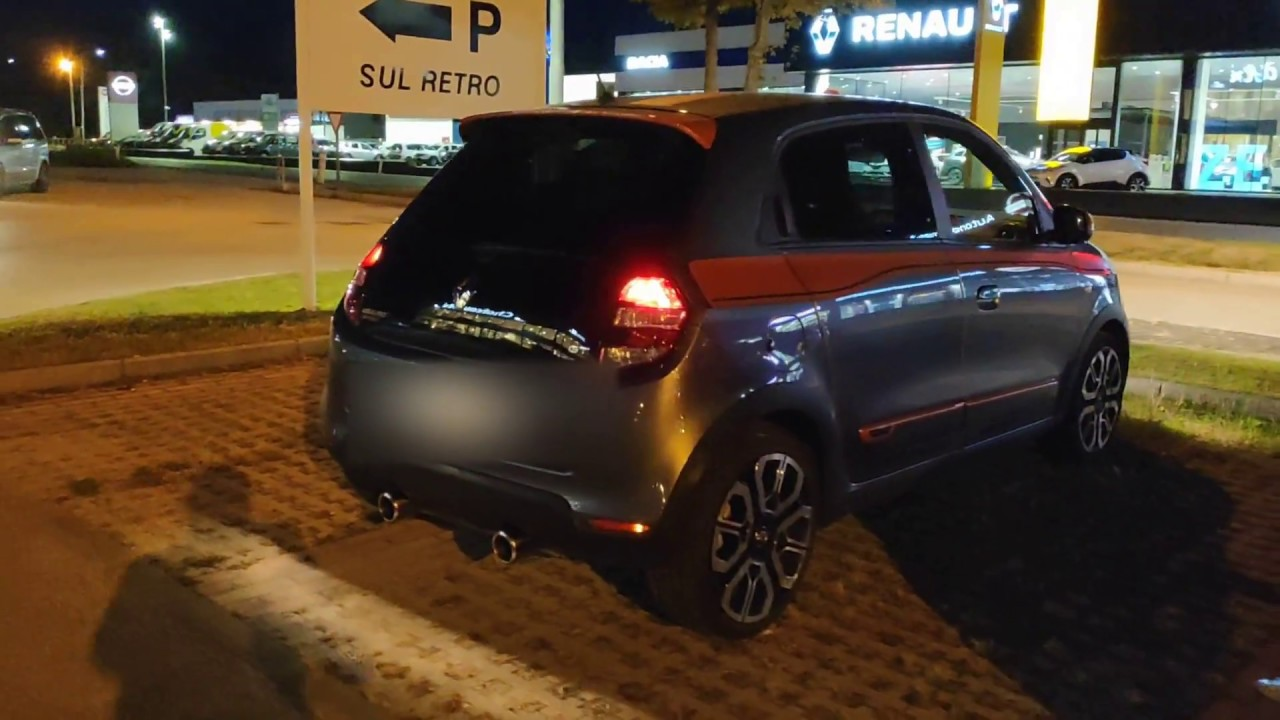 Renault Twingo GT RS 2018