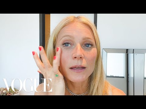 Gwyneth Paltrow's Guide to Everyday Skin Care and Wellness | Beauty Secrets | Vogue