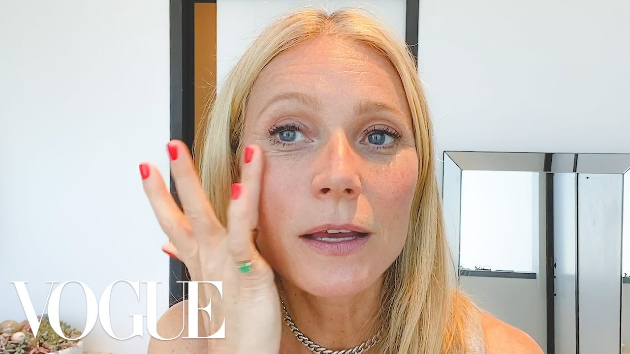 Gwyneth Paltrow's Guide to Everyday Skin Care and Wellness | Beauty Secrets