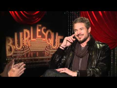 Eric Dane - Burlesque Interview