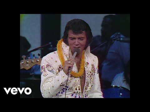 Elvis Presley - Blue Suede Shoes (Aloha From Hawaii, Live in Honolulu, 1973)