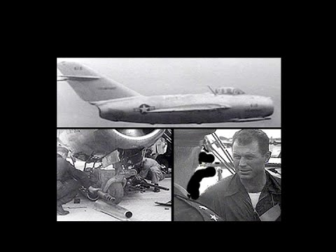We Flew the Mig with Chuck Yeager