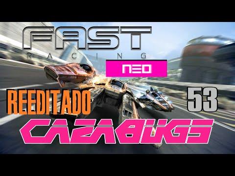 (Resubido con sonido) CazaBugs #53 - Fast Racing Neo