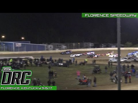 Florence Speedway | 5.6.17 | Ralph Latham Memorial | Lucas Oil Late Model Dirt Series | Feature