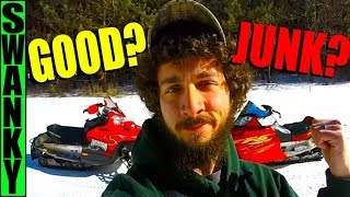 DON'T Buy An Old Snowmobile!