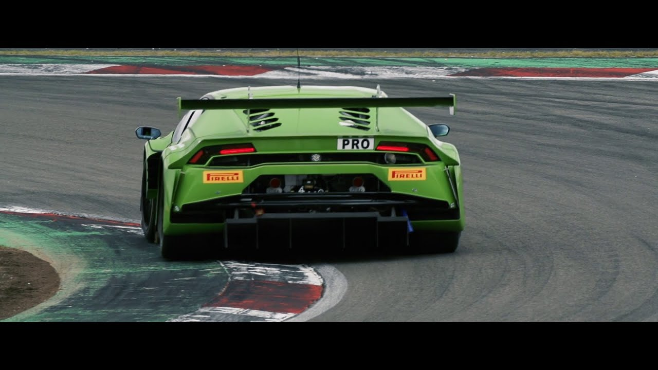Huracán GT3 Drivers, Season 2015: Interviews