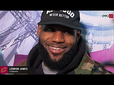LeBron James On Beef With Enes Kanter, Cavs Huge Comeback vs Knicks & More