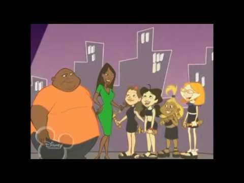The Proud Family Hip Hop Helicopter Dance Contest