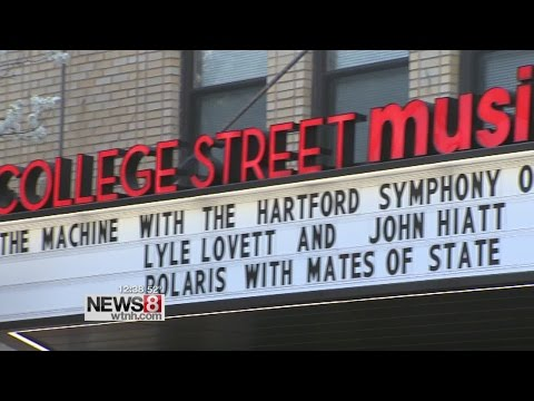 College Street Music Hall opens