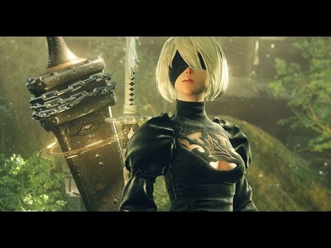 NieR: Automata Trailer - PS4