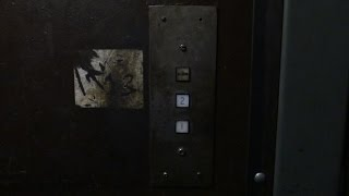 Montgomery Hydraulic Freight Elevator #8 @ Monroeville Mall in Monroeville PA