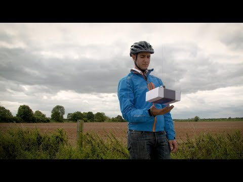 The future of drone delivery - a DelivAir story