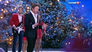 Александр Коган на новогоднем  «Голубом огоньке»