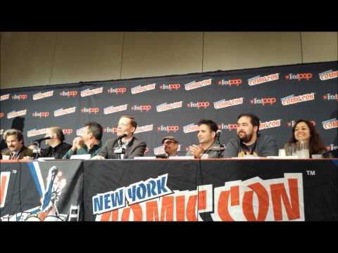 The Cast of Thrilling Adventure Hour Sings the Sparks Nevada Theme at NYCC 2014