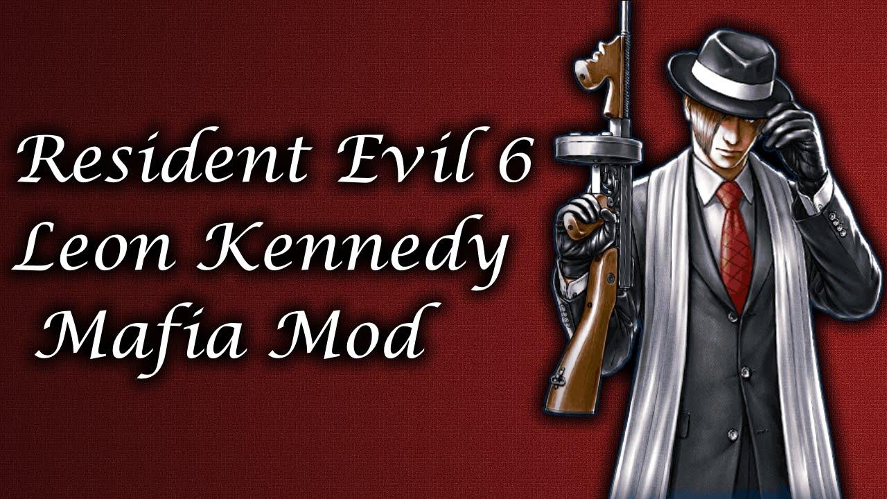 Resident Evil 6 The Mercenaries-Mod Piers Nivans y Leon