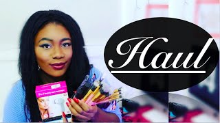 Huge Skincare, Hair and Makeup Haul || Ft Ebay, LA Girl