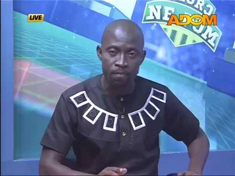 Matter arising in Ghana's Football Association - Agoro Ne Fom on Adom TV (30-11-17)