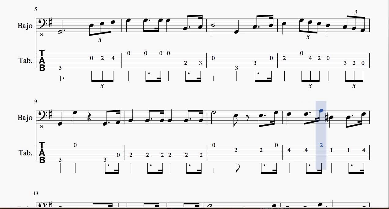 Dominican republic national anthem tab sheet music for electric dominican republic national anthem tab sheet music for electric bass tabs hexwebz Choice Image