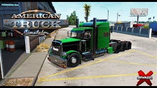 American Truck Simulator | Mexico Here We Are !!! | G27 Logitech