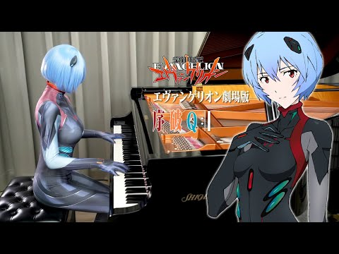 The Most Classic EVANGELION Songs Piano Medley - Ru's Piano Cover -
