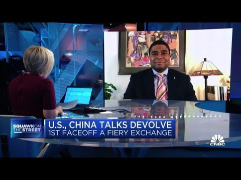 Biden admin's first meeting with China was a success: Longview Global's McNeal