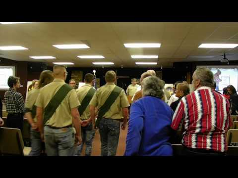 Tucker Bud Eagle Scout Court of Honor May 4 2017 pt. 1