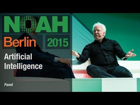 Artificial Intelligence Panel – NOAH15 Berlin