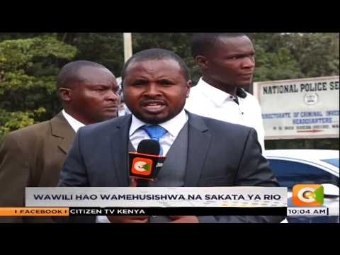 Hassan Wario na Kipchoge Keino wakamatwa #SemaNaCitizen