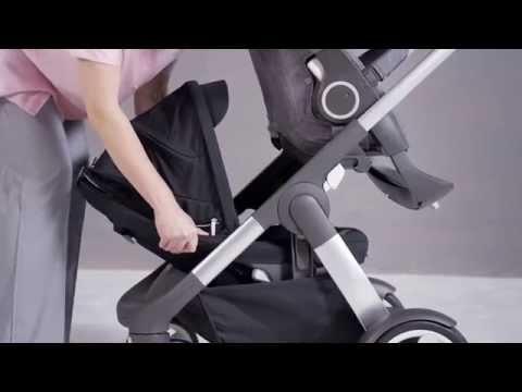 Многозадачная комфортная коляска Stokke® Crusi (Стокке Крузи)