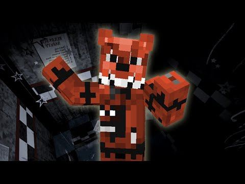 Five Nights At Freddy's Nightmare - Night 3 (Minecraft Roleplay)