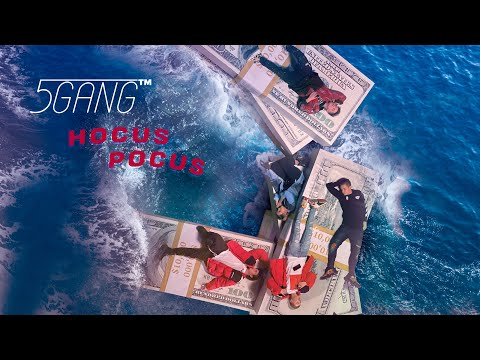 5GANG - HOCUS POCUS (Official Video)