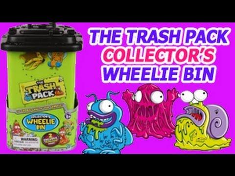 Exclusive Trashies