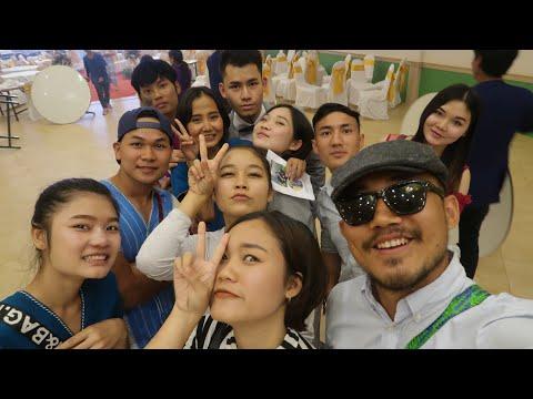 meeting-karen-stars-at-a-wedding---vlog-43