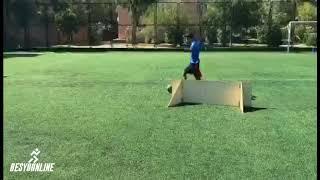 Ege Üniversitesi Besyo Futbol Branş Sınavı - 2018