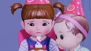 Kongsuni and Friends   Happy Birthday Song Music Video   Songs for Children