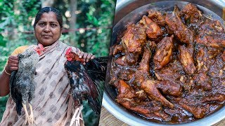 Village Cooking | S1E11 - Chicken Fried with Tamarind Juice Recipe by Village Food Life