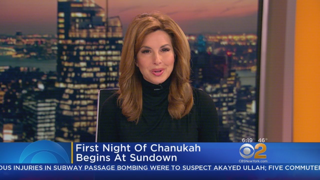 First Night Of Chanukah Begins At Sundown