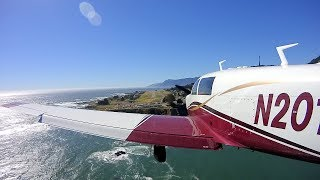 Landing at Shelter Cove (0Q5)