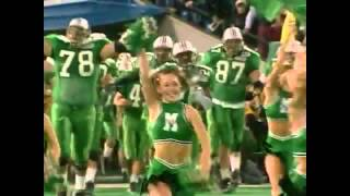 From the Ashes, We Rose - Marshall University Football Hype
