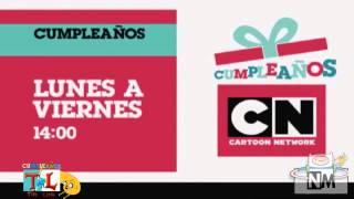 : Destekli Doğum günü Çizgi film CN Network