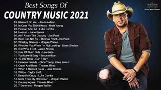 New Country 2021 ♪♪ Jason Aldean, Kane Brown, Blake Shelton, Dan + Shay, Luke Combs, Thomas Rhet screenshot 5