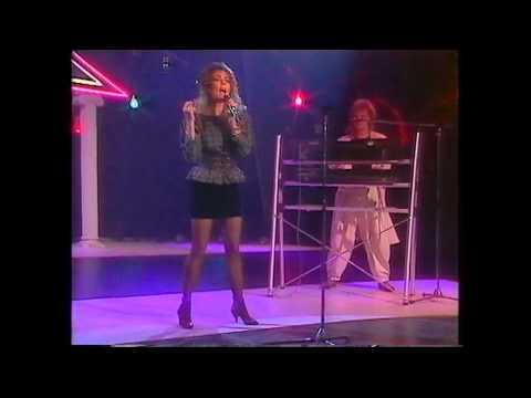 Sandra - Midnight man & Everlasting love 1987 (A Tope TVE)