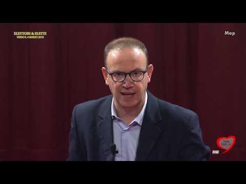 Elettori & Eletti, verso il 4 marzo 2018: Sergio Silvestris, parte 6