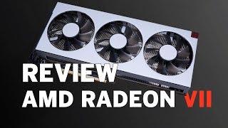 Review AMD Radeon VII -  Primul GPU pe 7nm #amd #radeon #wasdro