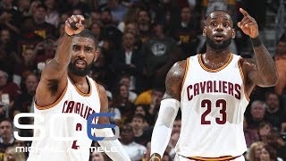 LeBron James 'Devastated' By Kyrie Irving Trade Request | SC6 | ESPN thumbnail