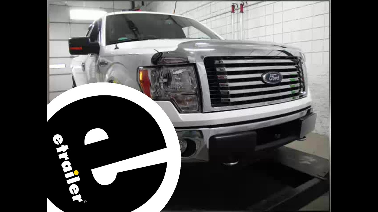 cipa custom towing mirrors installation 2012 ford f 150 youtube. Black Bedroom Furniture Sets. Home Design Ideas