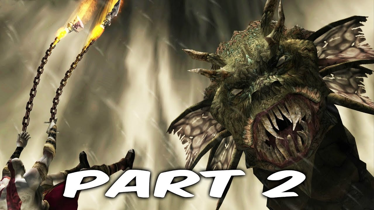 god of war hydra boss battle walkthrough