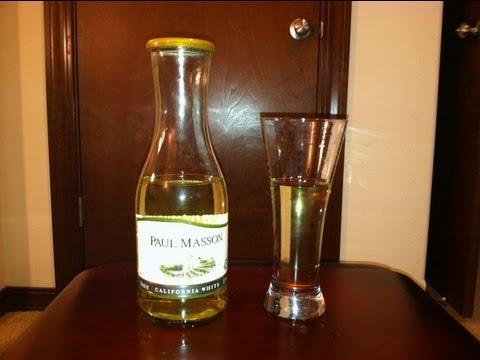 Paul Masson California White Wine Review