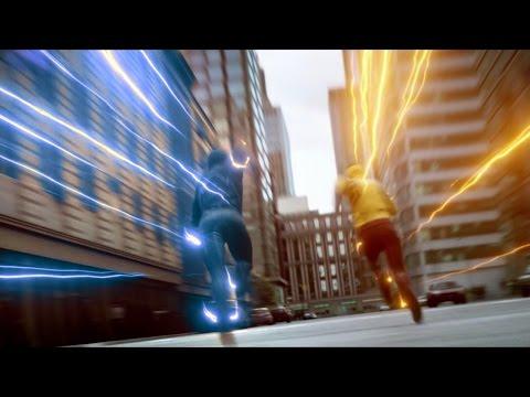The Flash l Barry Allen - Blue Skies